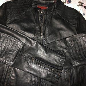 Vi rage Levi leather coat